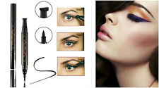 1 Second Cat Eye Wing Double Head Eyeline Pencil Tool Winged Eyeliner Seal Stamp