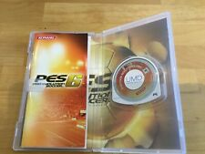 Pro Evolution Soccer Pes 6 (Sony PSP, 2006) - Impecable Con Manual