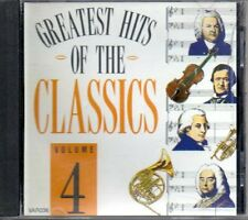 Various - Greatest Hits of the Classics Volume 4 (CD)