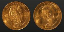 Eric Lindros Joe Nieuwendyk Mcdonalds Canada Olympic Hockey Coin/Token/Medal