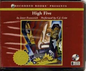 HIGH FIVE by JANET EVANOVICH ~ UNABRIDGED CD'S AUDIOBOOK