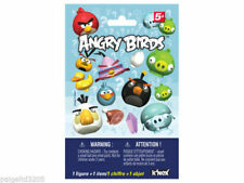 K'NEX Angry Birds Mystery Series 1 Figure 72598/t72021 Set of 6 Bj