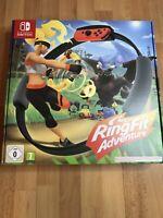 Ring Fit Adventure (Nintendo Switch, 2019) SOFORTIGER VERSAND AUF LAGER!
