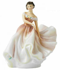Royal Doulton The Polka Petite Lady Figurine Hn 5652 New in box