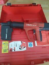 Hilti DX A41 Bolzensetzgerät, Bolzenschussgerät, Nagelpistole + Magazin X-AM 72