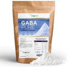 3x Gaba = 900 g Pulver - Hohe Reinheit - Gamma-Aminobuttersäure - Laborgeprüft