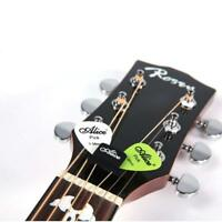 BIN=1 buy 3 get 2 free Alice rubber guitar pick holder Acoustic USA Seller