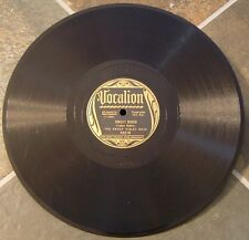 """78 By Sweet Violet Boys, """"Sweet Birds"""" on Vocalion"""
