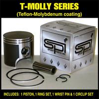 T-Moly Series Piston Kit - Standard Bore 85.00mm~2004 Polaris 800 RMK