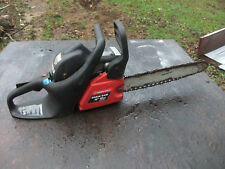 Troy-Bilt-16-034-Chainsaw-TB4016CC-Gas-Powered-40-cc- Running Saw