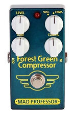 Mad Professor Forest Green Compressor pedal - free US shipping!