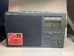 DIGITOR OUTBACK 11 RADIO--SANGEAN PR-D3L--FREE POSTAGE (2-97)