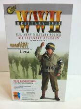 "Dragon WWII US ARMY MP ""Lou"" 8th Inf.Div., Mint!"