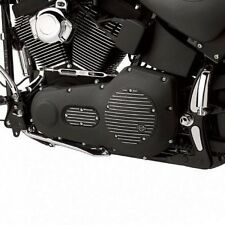 25454-01 Harley-Davidson® Black Fin Collection Derby Cover