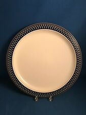 Mikasa Potter's Touch Aztec Blue Dinnerware