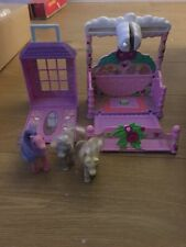 Vtg MLP My Little Pony G2 90s PART OF WEDDING CHAPEL PLAY SET 1997 ST0504