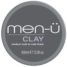 Men-U Clay 100ml