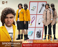YoungRich TOYS 1/6 Spider Girlfriend Michelle Jones YR010 Action Figure Model To