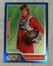 Topps Journey to Star Wars The Force Awakens Card 160 Millennium Falcon