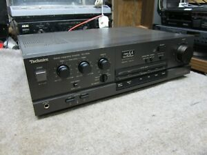 TECHNICS SU-V65A  VC4  VINTAGE CLASSIC  INTEGRATED AMPLIFIER PHONO