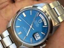 Tudor 7017/0 Prince oyster Day date Automatic JUMBO Silver Men Authentic watch