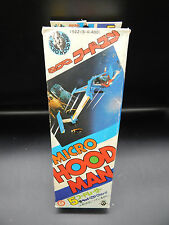 vintage Microman HOODMAN Kit Machine 5 vehicle Takara micronauts 1978 Japan MIB