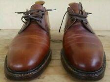 Alan Mcafee  brown leather oxford 9.5 B