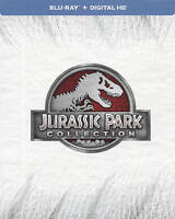 (LUP) Jurassic Park Collection (Blu-ray Disc, 2015, 4-Disc Set, UltraViolet)