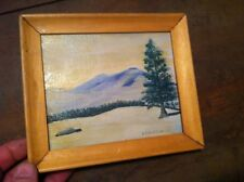 x-60 elizabeth washburn painting oil?  signed 1963