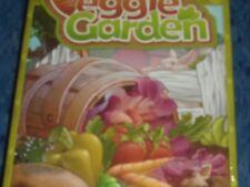 Veggie Garden - Quick Simple Fun Games Board Game New! Kids & Childrens Game