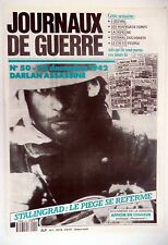 Journaux de Guerre n°50- 1942 - Darlan assassiné