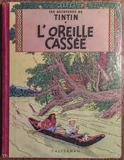 ALBUM TINTIN L OREILLE CASSEE 1957