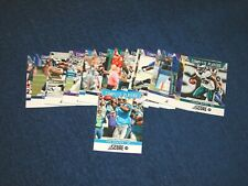 2012 SCORE FOOTBALL COMPLETE PLAYERS INSERT SET 1-20 (INS8)