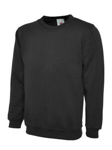 Black Sweatshirt. Box of 50 for £50.00