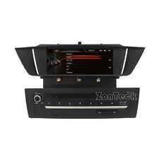 "Autoradio Android 9"" BMW X1 E84 2009-2013 USB SD Navigatore GPS Comandi Volante"