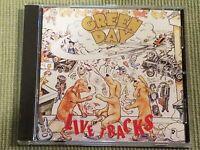 GREEN DAY LIVE TRACKS RARE 6 TRACK JAPANESE IMPORT CD FREE SHIPPING NO OBI STRIP