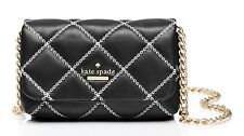 NWT $198 Kate Spade emerson place emi Quilted Leather Crossbody Belt Bag!