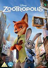 Zootropolis [DVD] [2016] Used Very Good UK Region 2 - Disney