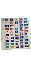 New listing Flags of America Bicentennial Era 1776-1976 Stamp Sheet