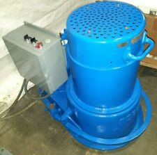 Nobles T22 Spin Dryer Extractor hot air dry parts cleaning Refurbished + Basket