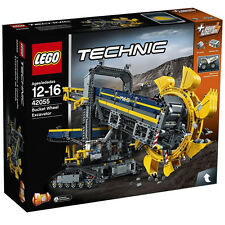 LEGO TECHNIC 42055 2IN1 Bucket Wheel Excavator / Aggregate Processing Plant