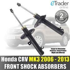Honda CRV CR-V MK3 Front Shock Absorbers 2006-2013 Absorber X2 Pair NEW