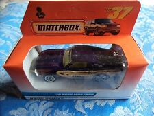 Matchbox '70 Boss Mustang MB37