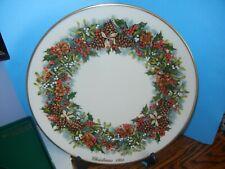 Lenox Colonial Christmas Wreath Series, Virginia, 1st Colony New in Box Coa