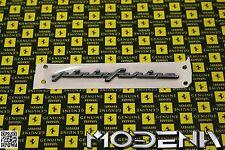 Ferrari Emblem Pininfarina Ornament Metall Metal 458 612 California F12 599 FF
