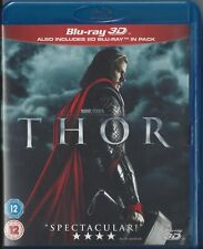 MARVEL'S THOR phase 1 [Region Free Blu-ray only no 3D] Avengers