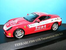 Ferrari F599 GTB Panamerican 2006 Red  1:43 rd Scale Ferrari official IXO model
