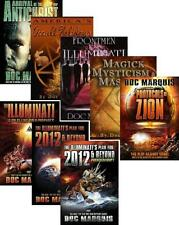 SECRETS OF THE ILLUMINATI DVD SERIES by Doc Marquis. 8-Volume Set! *BRAND NEW*