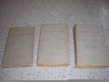 1903.rameau d'or / Frazer.3/3.magie & religion.bon ex