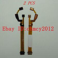2PCS LENS Anti-Shake Flex Cable For NIKON J1 NIKKOR 10-30 mm 1:3.5-5.6 VR